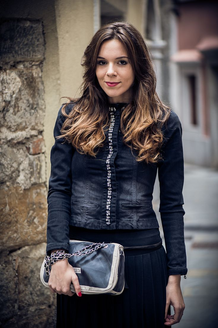 Gonna lunga e biker boots - Irene's Closet - Fashion blogger outfit e streetstyle