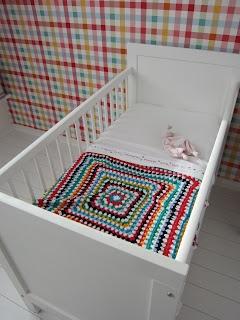 2suskes: Babydeken haken