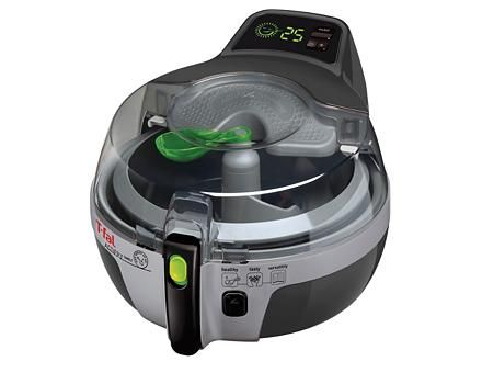 """This, or similar """"oil-less"""" fryer.   NOT an actual deep fryer (uses a tiny amount of oil).  T-Fal Actifry Family Eletric Fryer, 1.5 kg 