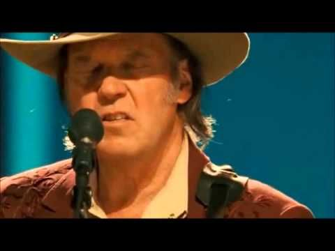 Neil Young - Four Strong Winds  -  Nobody can sing this song like Mr.Young. What a great one.