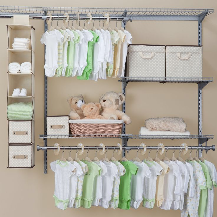 1000 ideas about nursery closet organization on 87365