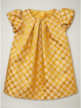 Une jolie robe aux couleurs de Joie !