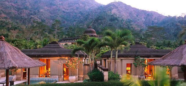 Luxury Indonesia Resort, Luxury Resorts Java - Aman Resorts Amanjiwo - home