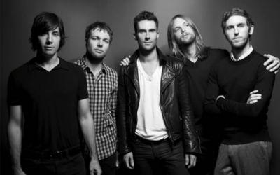Maroon 5 - Fotos - VAGALUME