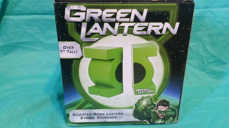 Green Lantern Movie Replica - Bookends Symbol