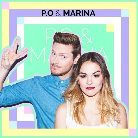 Pierre-Olivier Beaudoin et Marina Bastarache lancent la chaîne YouTube P.O & Marina   HollywoodPQ.com