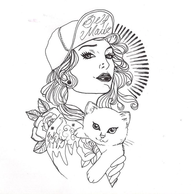 10 Ideas About Girls With Tattoo On Pinterest Art Girl