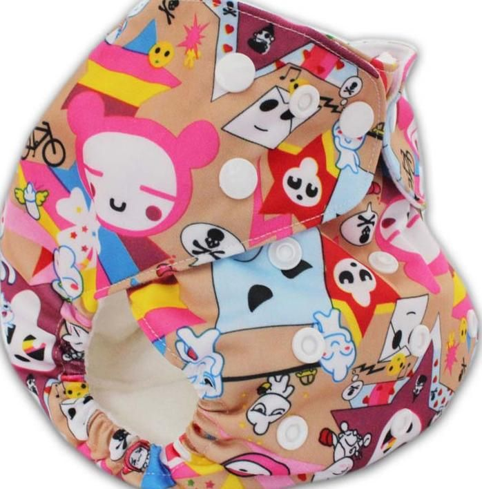 cutey baby cloth diapers