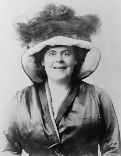 Marie Dressler (November 9, 1868 – July 28, 1934) was a Canadian-American actress and Depression-era film star. She won the Academy Award for Best Actress in 1930-31 in Min and Bill.