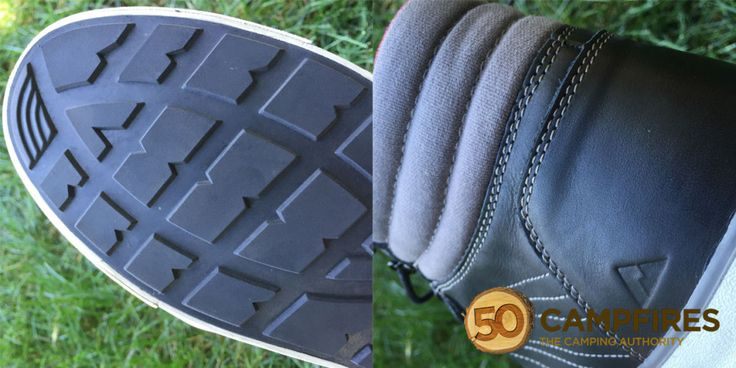 Ridgemont Outfitters : Outback Crossover Hiking Boot Review - 50 Campfires
