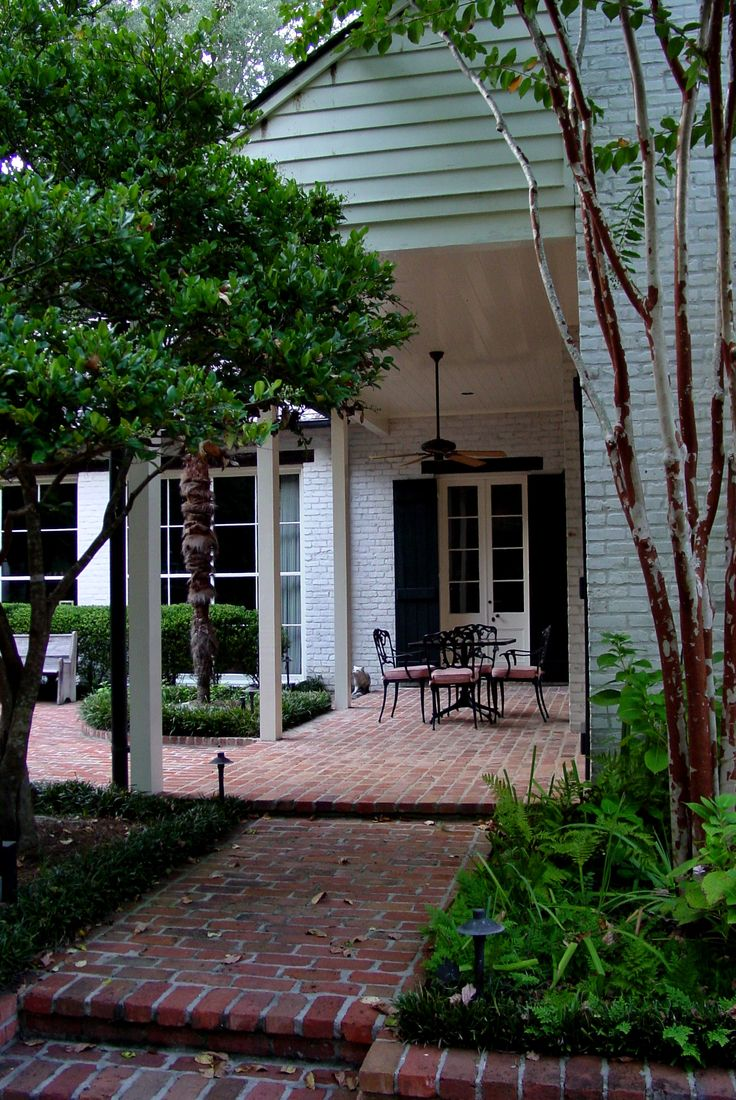 9a1a31f3533f264a79d37108a271e591--creole-cottage-brick-walkway Creole Cottage Style House Plans on raised low country house plans, raised creole cottage house plans, country creole house plans,