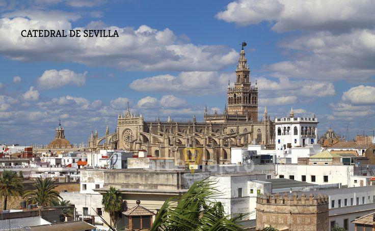 Catedral de Sevilla http://arteviajero.com/