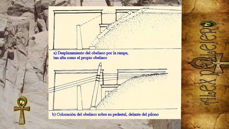 vídeo-  El imposible transporte de los Obeliscos