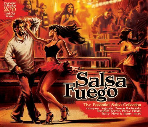 Salsa Fuego: The Essential Salsa Collection [CD]