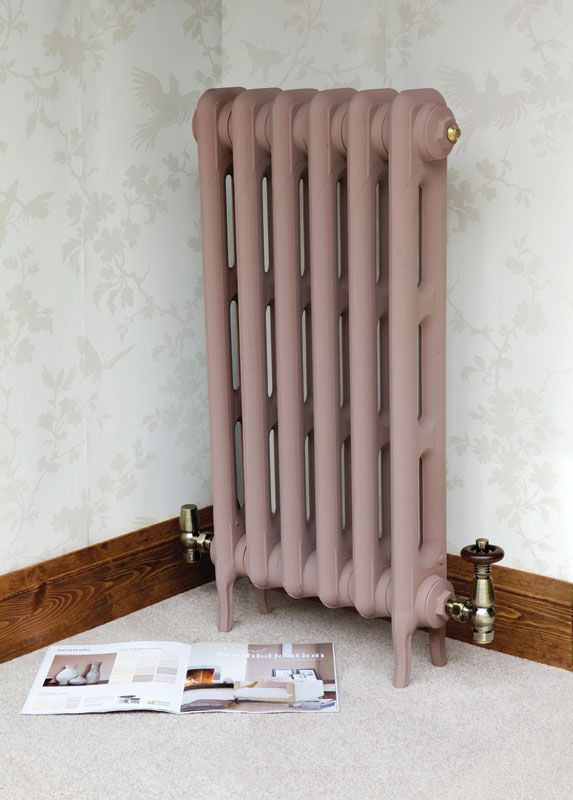 Our Pimlico cast iron radiators are a traditional late Victorian cast iron radiator more widely seen in later Edwardian homes. An elegantly simple design depicting 2 columns yet only 110mm in depth, giving a contemporary feel for the modern room as well as an authentic feel for the period home. The perfect choice for the traditional quaint cottage or small traditional room as well as a great choice for the modern home where space is at a premium such as the bathroom.