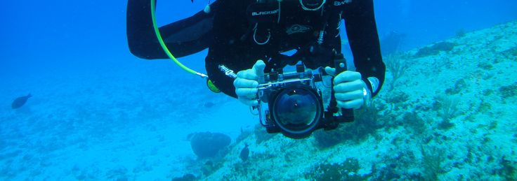 #Diving in #Santorini! Photo on www.divecenter.gr