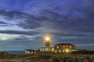 Faro de Corrubedo | Faro de Corrubedo. Ya era casi totalment… | Flickr - Photo Sharing!