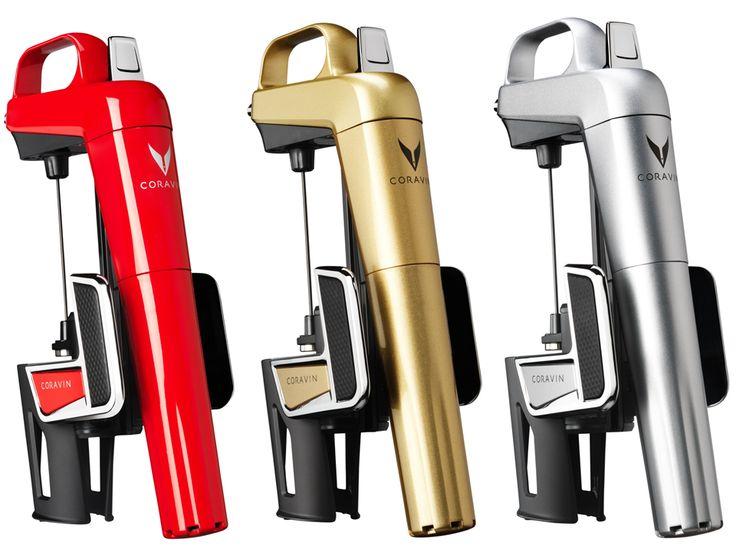 Le nouveau must-have des accessoires de cuisine ! Disponible au prix de vente conseillé de 349€, le Model Two Elite vous permet de déguster un vin sans en ouvrir la bouteille ! Plus d'informations sur www.coravin.fr
