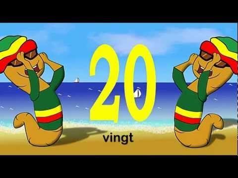 Les chiffres et les nombres de 1 à 20 et le lien à plusieurs clips éducatifs et ludiques