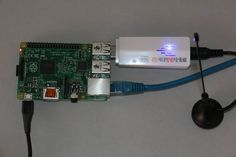 Software Defined Radio setup for tracking aircraft. Based on Raspberry Pi