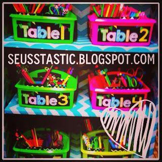 Classroom shelf make-over!