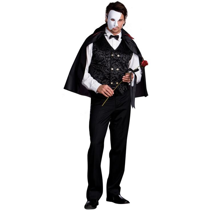 Mysterious Phantom Adult Costume 68633