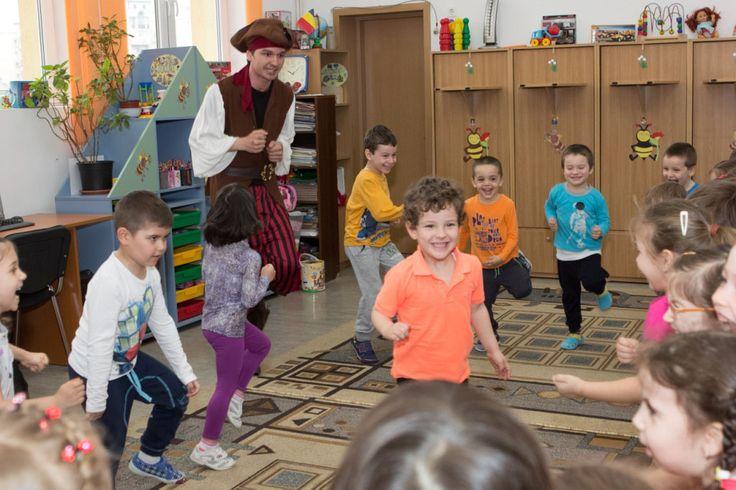 animatori petreceri copii - pirat