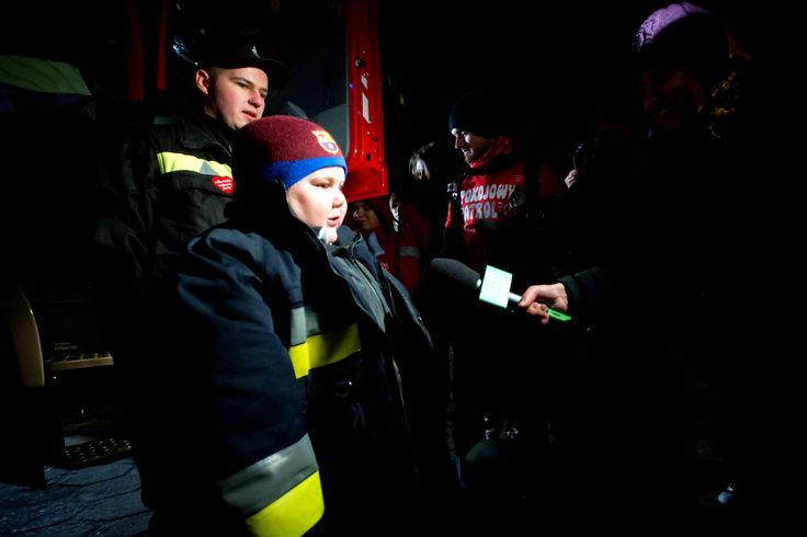 13 stycznia 2014 nasze koszulki można było dostrzec na koncecie w Szczecinie, zorganizowanym przez Jurka Owsiaka koncercie dla Łukasza, naszego wolontariusza. Fot. Artur Rawicz