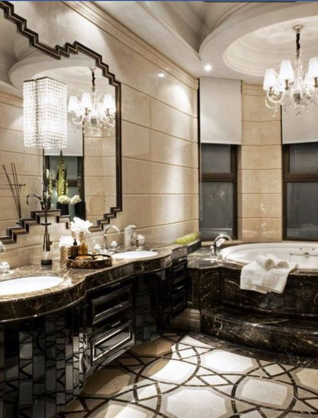 Luxury Spa Bathrooms 846 best decor: beautiful baths images on pinterest | dream