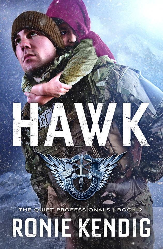 Hawk, Quiet Professionals #2, coming November 2014!