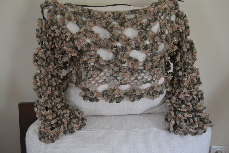 Crochet top  ~Made by Ioanna