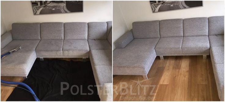 Couch Reinigung   Polsterreinigung schnell & zuverlässig