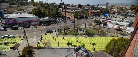 """People Street"", Los Ángeles. ©  ladotpeoplest, vía Flickr."