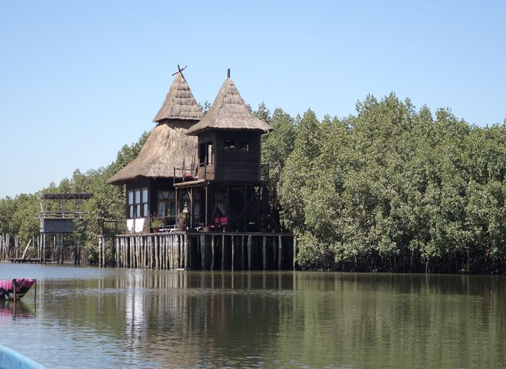 The Stilted Lodge at Mandina
