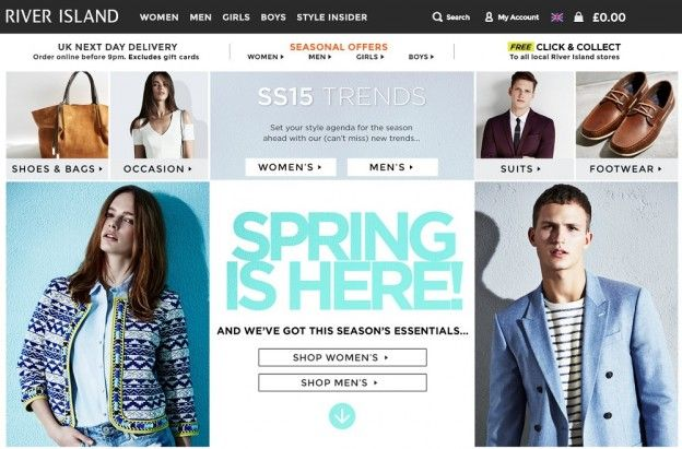 It is wise if you're intending to raise the sale to consider investing in a great online coupon strategy. Every business ought to have an active coupon that may be used in its distribution channels -- River Island promo code 2015 --- http://riverislanddiscountcode.co.uk/