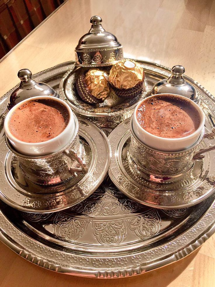 Turkish coffee (Türk kahvesi) ☕️