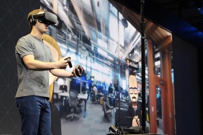 Facebook se prepara para ser una red social de realidad virtual   Tecnología Home   EL MUNDO