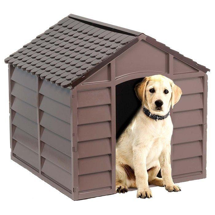 Augie Dog House Dog Houses Plastic Dog House Extra Large Dog House