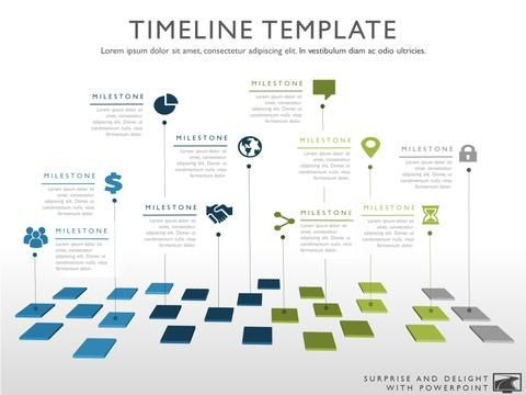 The 25+ best Project timeline template ideas on Pinterest - project timeline template