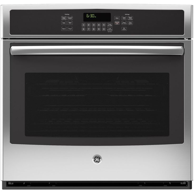 Ge Jt5000sfss 30 Stainless Steel Electric Single Wall Oven Convection Find Out More About The Single Wall Oven Stainless Steel Oven Convection Wall Oven