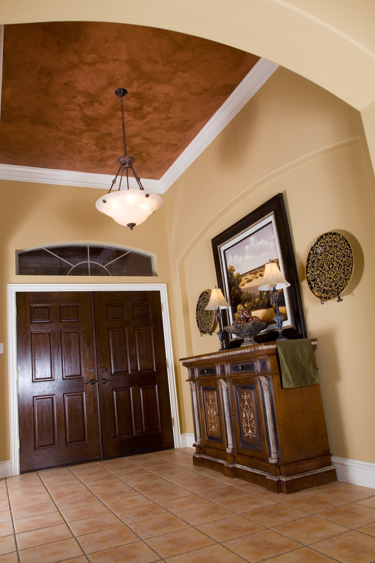 Copper Interior Paint