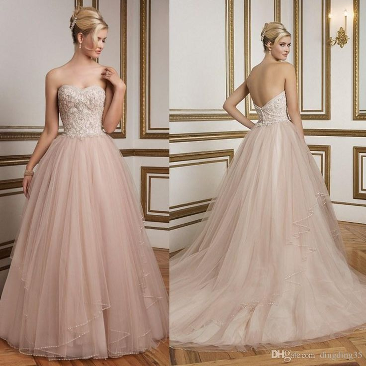 Big Pink Wedding Dresses: 1000+ Ideas About Puffy Wedding Dresses On Pinterest