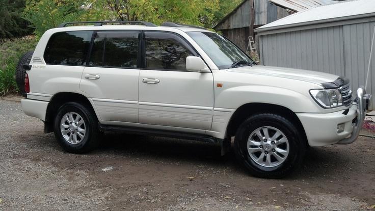 1999 Toyota Landcruiser GLX