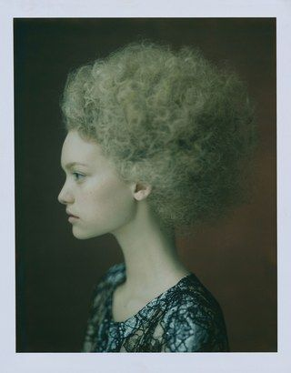 The Genius of Paolo Roversi * congratulations on his up coming Exhibition 'Storie'. Gemma, New York, 2004 #greatestlivingphotographer
