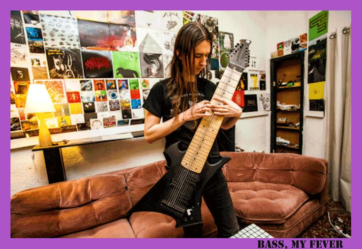 An exclusive interview with the great bassist, sound engeneer and record producer, Colin Marston (Behold The Arctopus, Indricothere, Krallice, Dysrhythmia, Gorguts...).  Only on our website: Bass, My Fever!