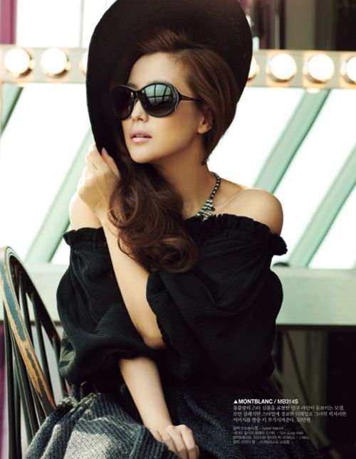 Kim Hee Sun - she is so pretty