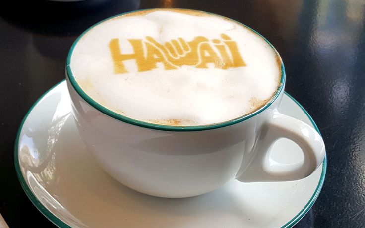 7 Places to Get a Delicious Cup of Coffee in Downtown Honolulu - Biting Commentary - July 2016 - Honolulu, HI