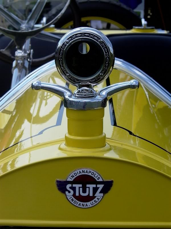 1915 Stutz Bearcat Hood Ornament..Re-pin brought to you by agents of #Carinsurance at #Houseofinsurance in Eugene, Oregon