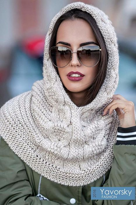 Vite Cowl Knitting Pattern : 17 Best images about Cowl & Scarf on Pinterest