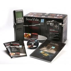 Whether you are an experienced Chef or a beginner in the kitchen you will enjoy restaurant quality meals every when using the Poly science professional. Sous Vide is a culinary technique in which your meals are vacuum sealed and immersed in a water bath and cooked at a precise consistent temperature. The precise temperature allows you to cook food to perfection and eliminates over-cooking. $1,274.99 NZD